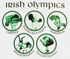 St Pattys Day Meme - funny st patrick s day meme irish olympics oh my