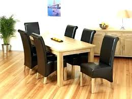 solid oak dining table and 6 chairs oak table and 6 chairs hangrofficial com