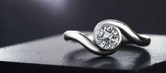 amy amethyst 18ct white gold celtic engagement rings harriet kelsall