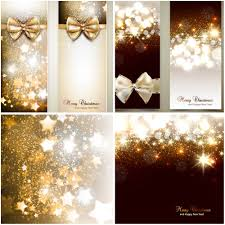 elegant christmas backgrounds and banners vector christmas