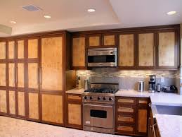 Custom Kitchen Cabinets Doors Modern Kitchen Burl Maple Custom Kitchen Cabinet Image Gallery