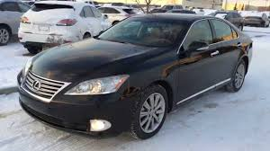 used lexus es 350 pre owned black on saddle tan 2012 lexus es 350 4dr sdn fwd