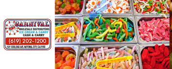 wholesale candy wholesale carnival treats in national city ca