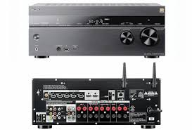 sony home theater receivers the sony str dn1070 home theater receiver profiled