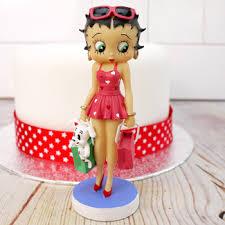 betty boop cake topper betty boop cake toppers