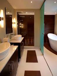 Interesting Bathroom Ideas Bathroom Beautiful Bathroom Tile Ideas Brown Corner Cabinets