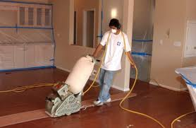 Wood Floor Sander Rental Home Depot by Refinishing Floors Safely Fine Homebuilding