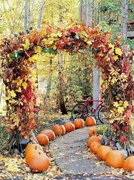 fall wedding decorations fall wedding fall wedding and decorating ideas 1973179 weddbook