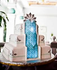 image odyssey art deco cakes shewalkssoftly