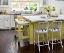 kitchen island with pull out table rolling butcher block island foter