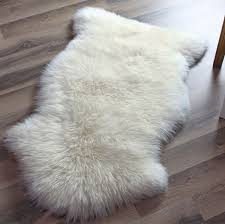Indoor Outdoor Rugs Australia by Amazon Com Super Area Rugs Genuine Australian Sheepskin Rug One