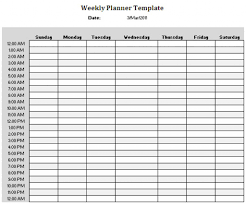 printable hourly planner 2016 hour by hour schedule printable daway dabrowa co