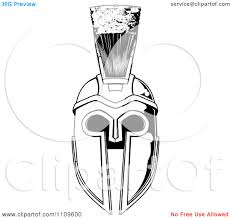 marvelous spartan helmet tattoo design for boys picsmine