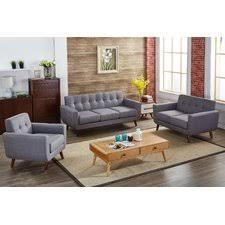 Modern Living Room Sets AllModern - Designer living room sets