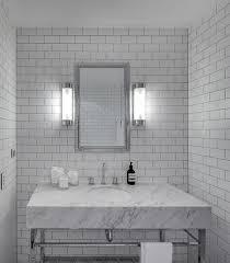 tiled bathroom walls subway tile bathroom grey grout bathroom decor ideas bathroom