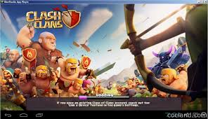 bluestacks zoom play clash of clans on pc with bluestacks coc land
