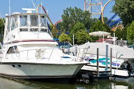 Cedar Fair Parks Map Marinas At Cedar Point Cedar Point