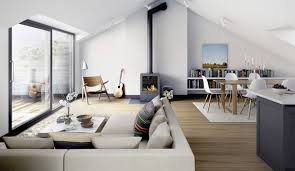 Retro Modern Apartment Design - Modern design apartment