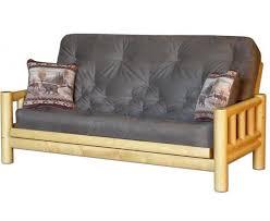 bradley u0027s furniture etc rustic log and barnwood futons