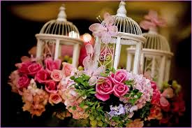 Lamp Centerpieces For Weddings by Bird Decorations For Weddings Zamp Co