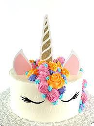 amazon com handmade birthday cake topper decoration