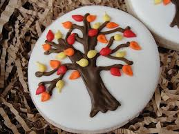 103 best fall cookies images on fall cookies