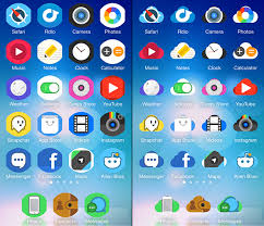 facebook themes cydia icon masks cydia tweak changes the whole home screen iappsclub