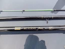 shakespeare mustang fishing rod shakespeare mustang coarse fishing rod in wimborne dorset