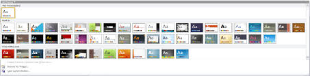 design ideas how to improve powerpoint templates