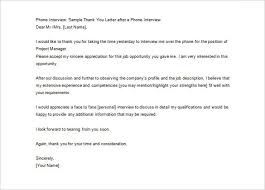 free sample thank you letter thank you letter template donation