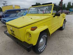 1974 Volkswagen Thing For Sale Classiccars Com Cc 986664