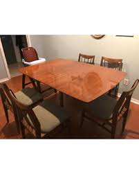 amazing deal on mainline by hooker midcentury dining set mcm