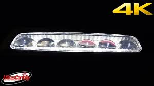 Philips Led Light Bar by Auxbeam 6 U2033 30w Led Light Bar 3000lm Spot Philips Quick Look Youtube