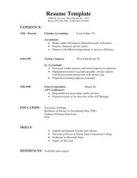 job experience resume examples basic job resume examples 30 basic resume templates outline for