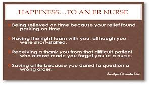 happiness u2026 to an er nurse filipino nurses