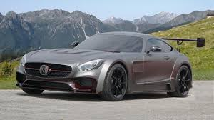 mansory cars mansory has built a one off 720bhp merc amg gt s top gear