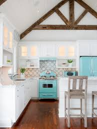 blue and white kitchen renovation st louis mo beach style