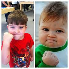 Success Kid Meme - success kid meme all grown up still just dominating life image