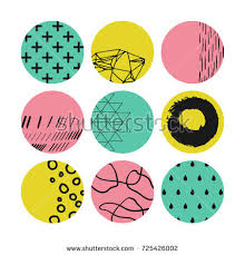 color stickers calendar stock images royalty free images