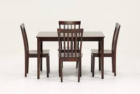 2 Dining Room Chairs Carson Ii 5 Dining Set Living Spaces