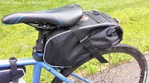 bike waterproofs mn bike trail navigator product review banjo brothers waterproof