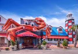 Seafood Buffets In Myrtle Beach Sc by Giant Crab Seafood Restaurant Myrtle Beach Menu Prices