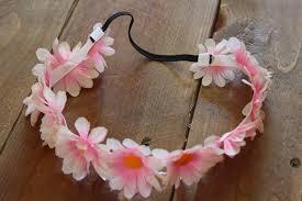 girls of god u0027s heart diy floral headband on the cheap