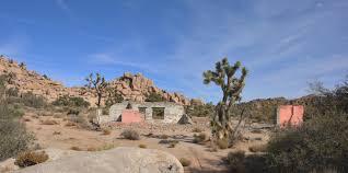 patrick tillett wonderland ranch house ruins joshua tree