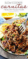 best pork carnitas slow cooker mexican pulled pork