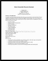 Little Experience Resume Sample High Resume Examples No Experience Resume Example And