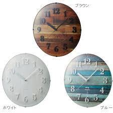 Scandinavian Wall Clock Gudeza Rakuten Global Market Bruno Bruno Radio Vintage Wood
