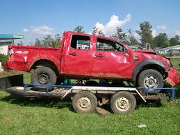 Ford Ranger Work Truck - andrew u0027s ukarumpa my second wreck recovery call out