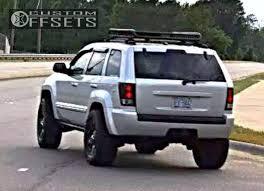 jeep grand 3 6463 3 2005 grand jeep leveling kit xd rockstar black