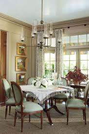 Walk Into Dining Room From Front Door Stylish Dining Room Decorating Ideas Southern Living